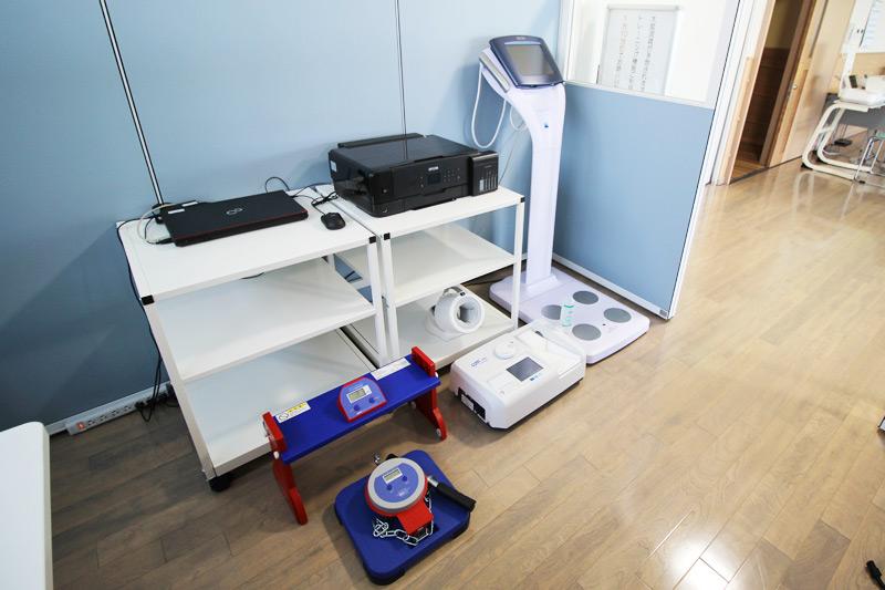 健康測定機器
